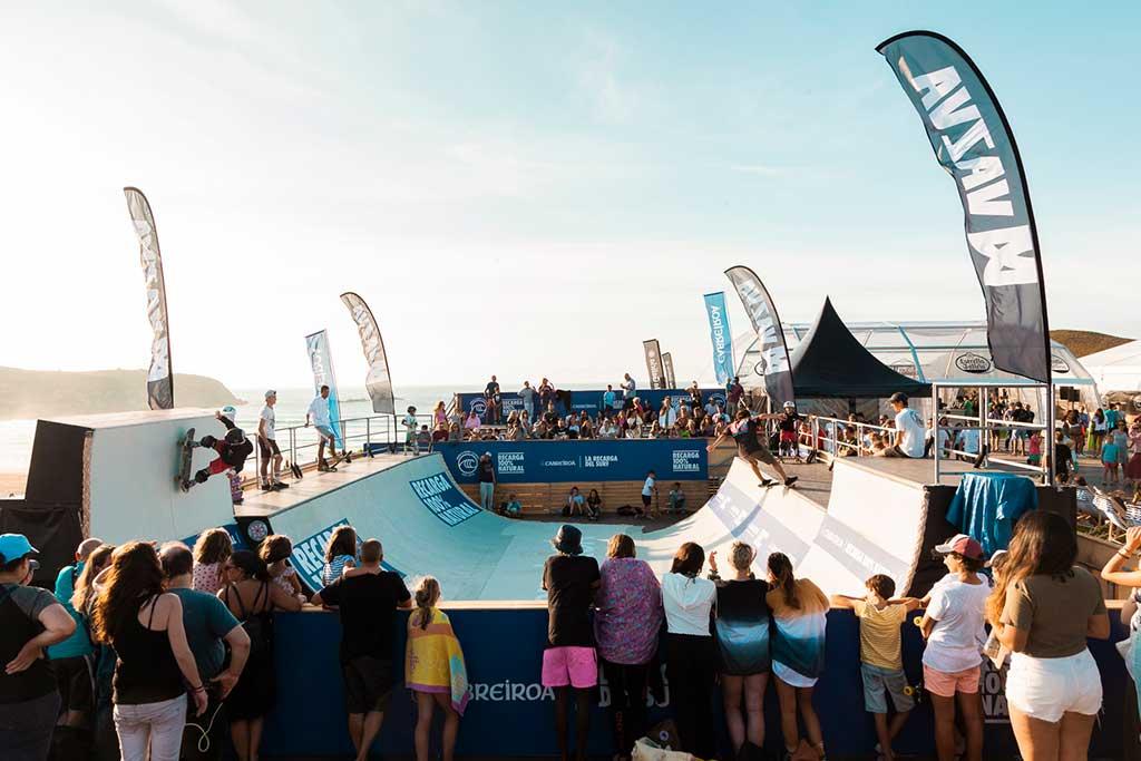 Cabreiroá Skate Contest by VAZVA