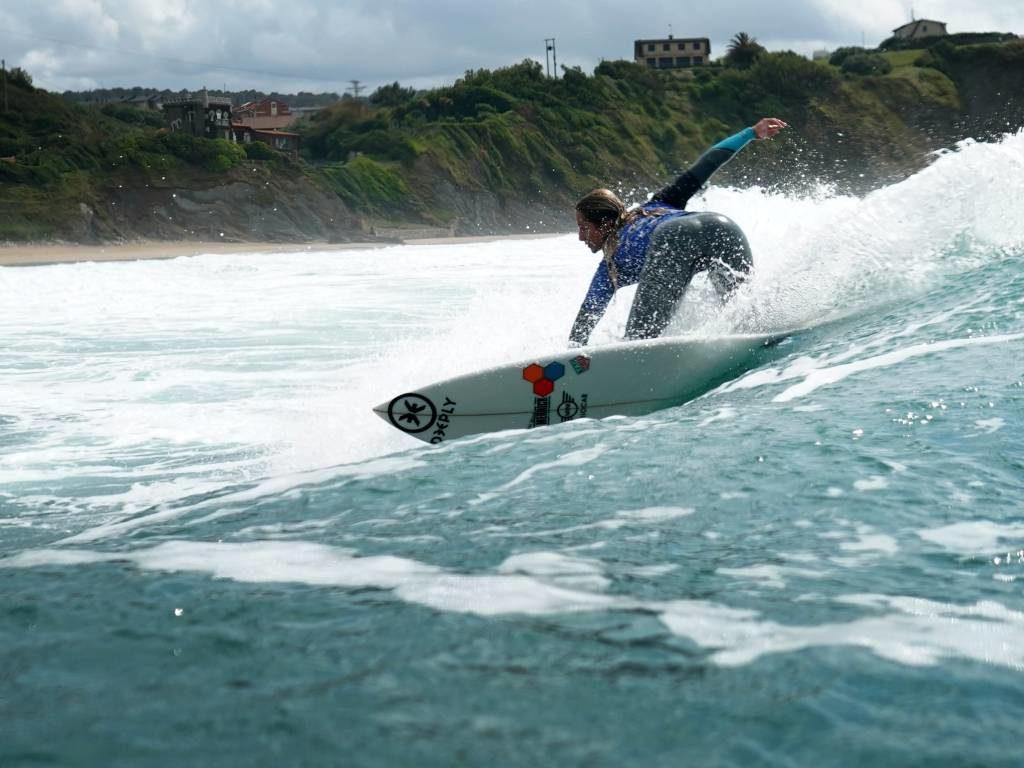 ABANCA GALICIA CLASSIC SURF PRO TRIALS. HEATS.