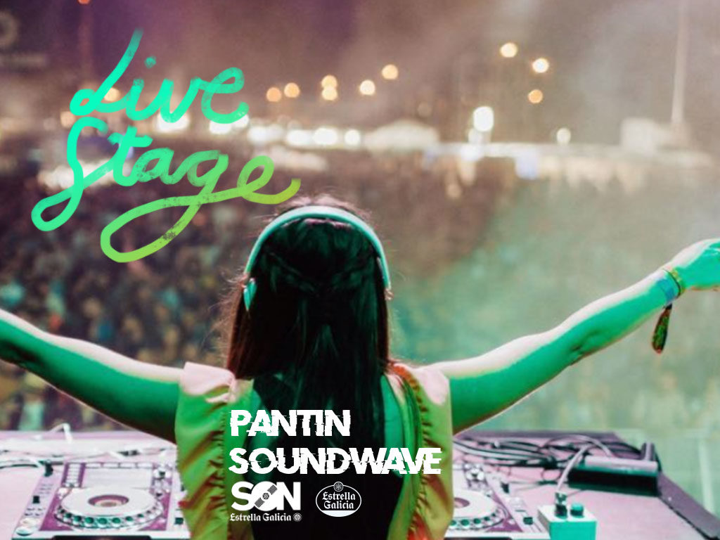 Pantín SoundWaves SON Estrella Galicia start with Innmir