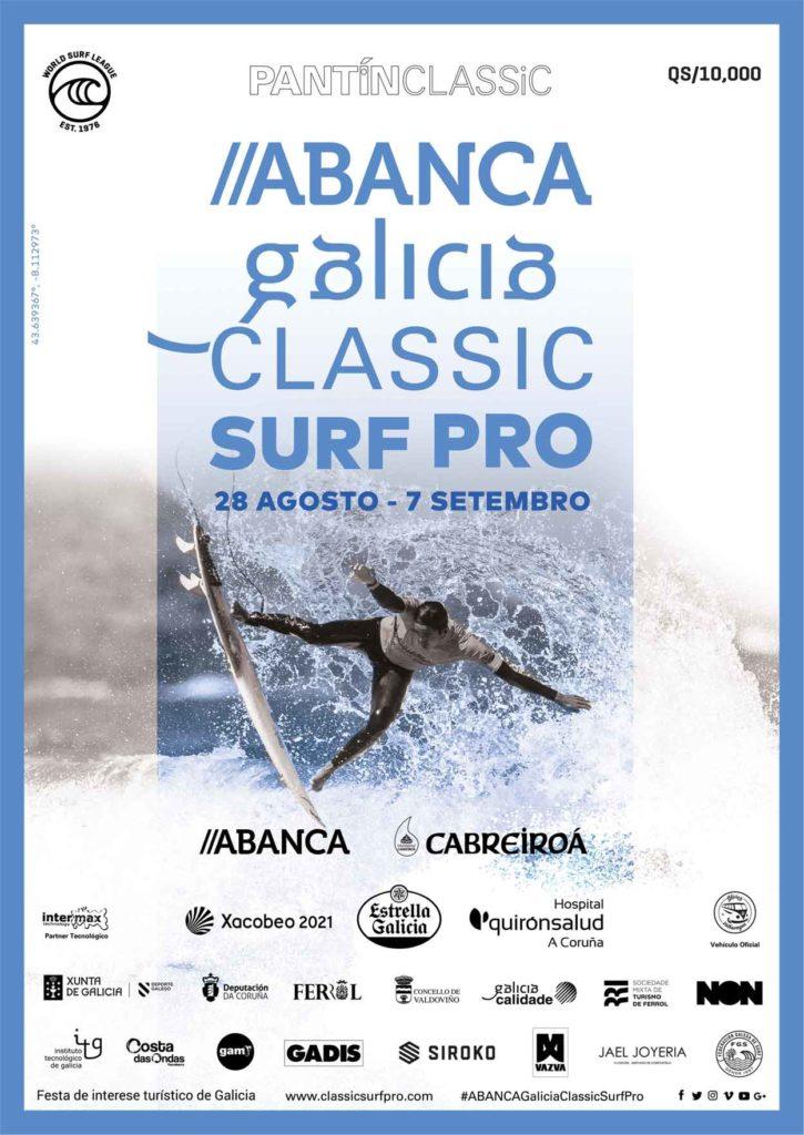 Galicia llama, ¿Vas a perderte el mayor evento de Surf en Europa?