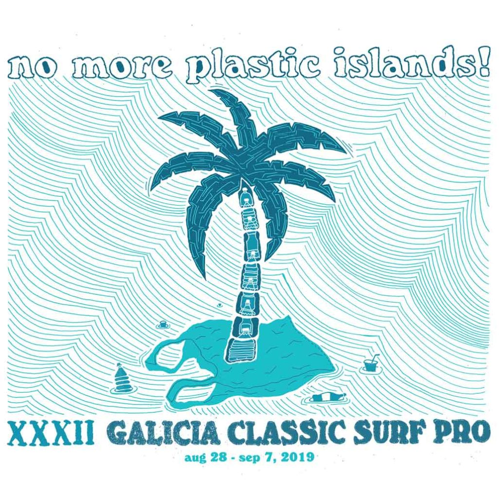 VAZVA & ABANCAGaliciaClassicSurfPro TOGETHER FOR CLEAN OCEANS