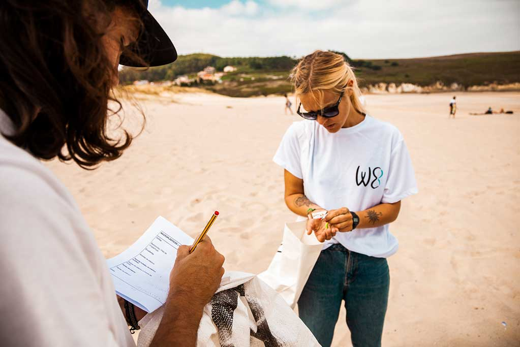 Cabreiroá Eco-Logic, the commitment to sustainability at ABANCA Galicia Classic Surf Pro