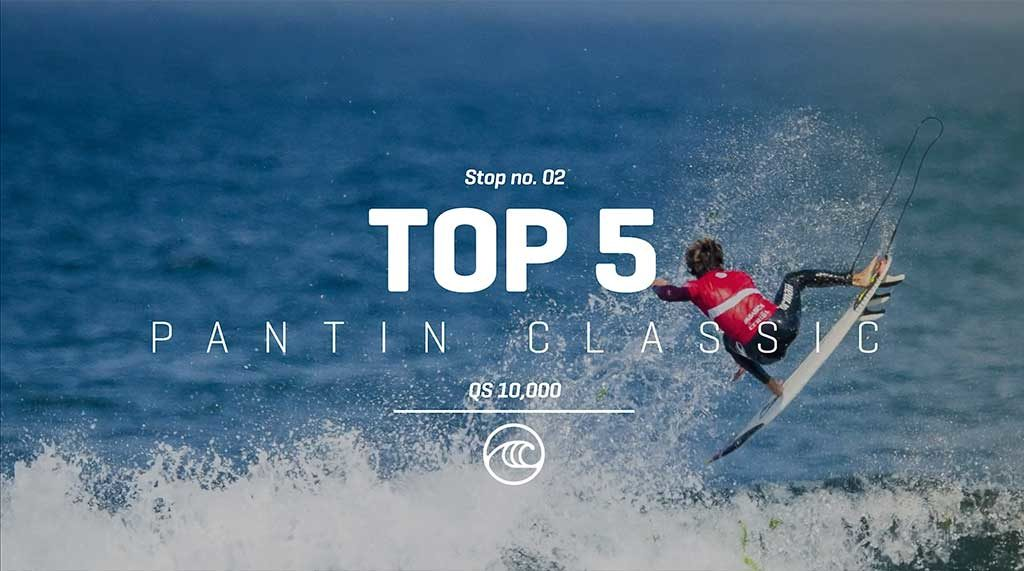 September, 4 – TOP 5 MOMENTS -ABANCA Galicia Classic Surf Pro