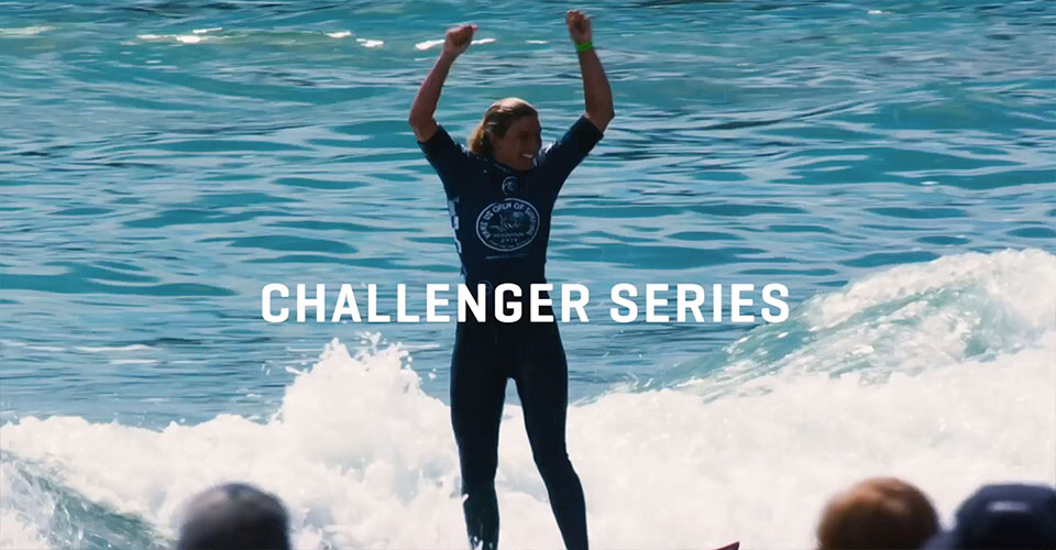 The WSL Announces the Challenger Series: A New Level of Competition to Qualify for the WSL Championship Tour