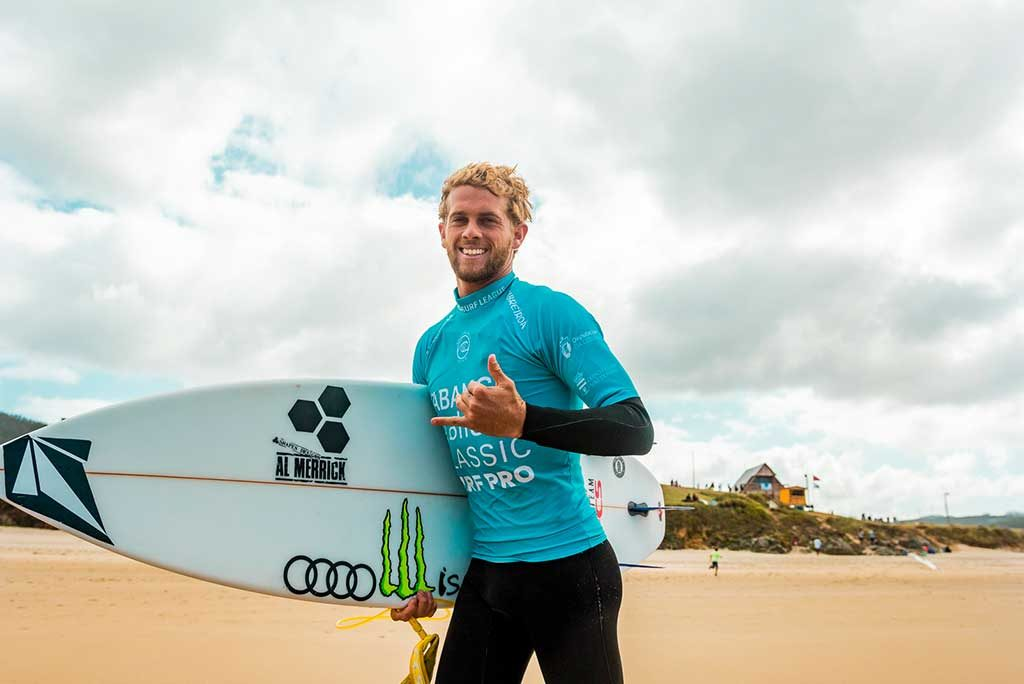"Miguel Tudela: ""Telemetry can help us improving our surfing"""