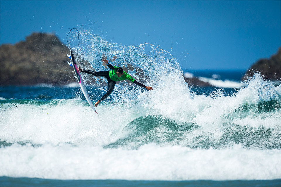 Galicia Classic Surf Pro Qs Event