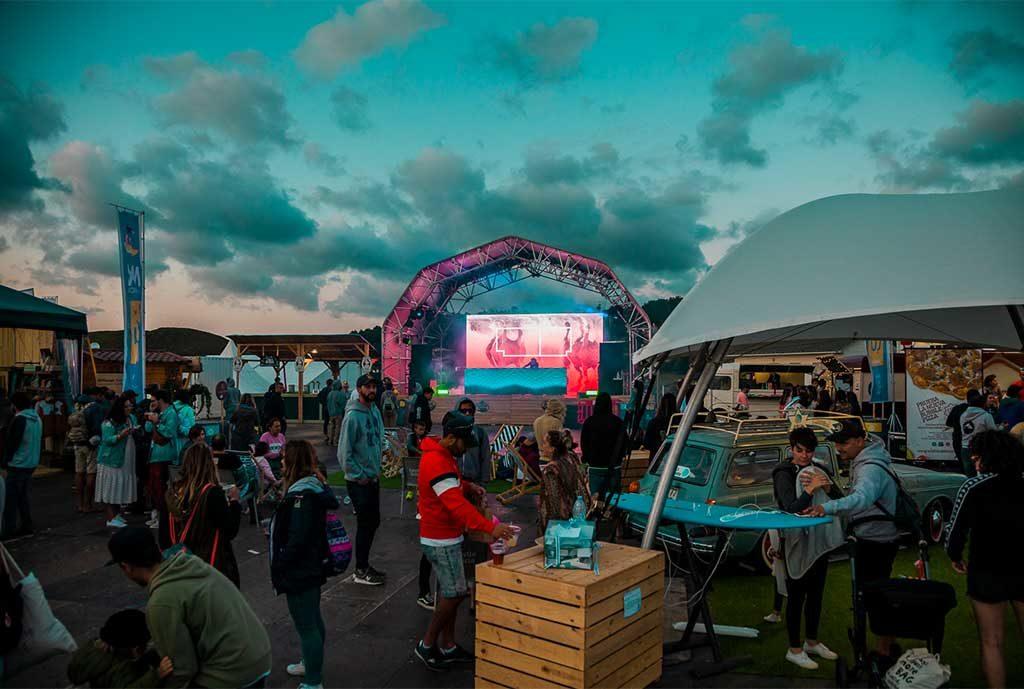 El Pantín Soundwave SON Estrella Galicia cierra el evento