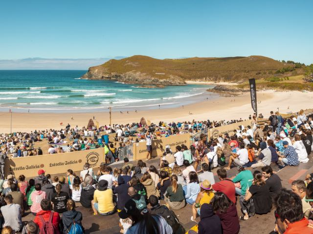 ABANCA Galicia Classic Surf Pro, sustainable commitment