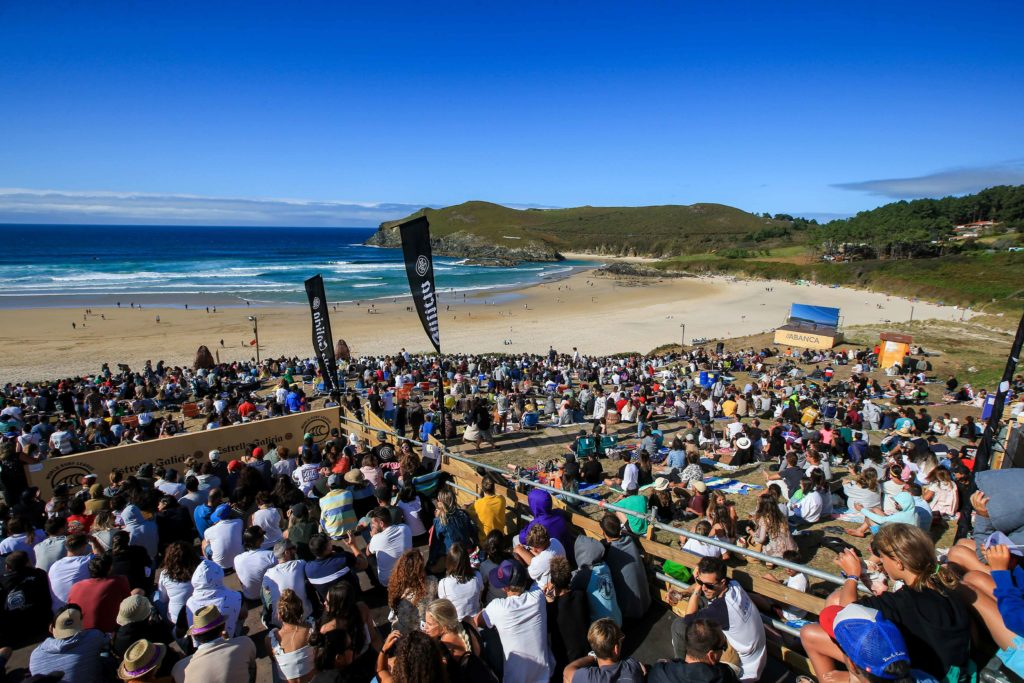 CANCELACIÓN EVENTOS WORLD SURF LEAGUE
