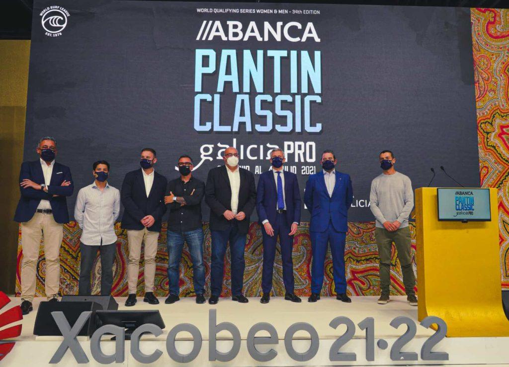 EL ABANCA PANTÍN CLASSIC GALICIA PRO SE CONSOLIDAD EN FITUR 2021